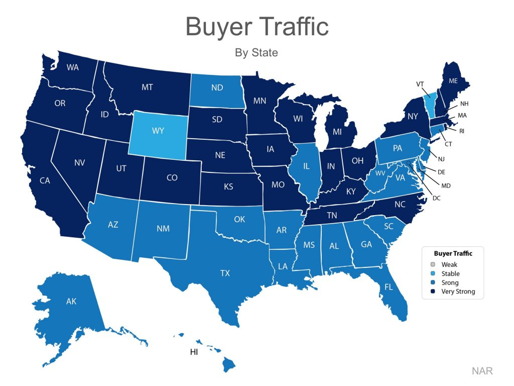 Home Prices are on the rise in all states